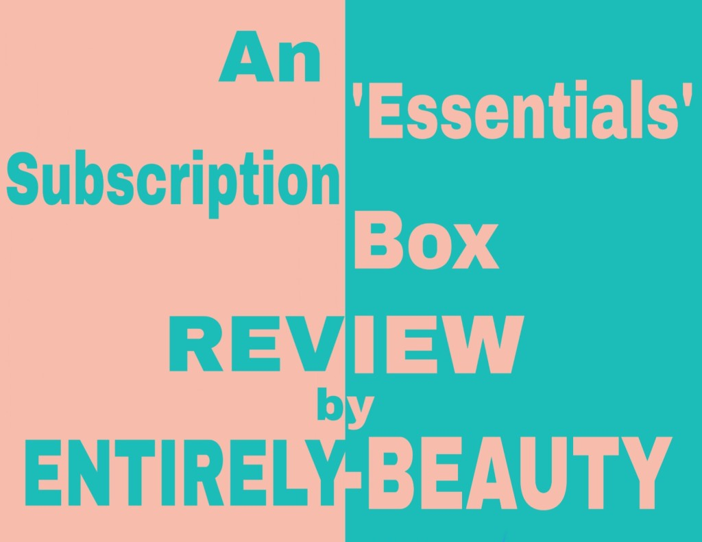 Full review including info about Friction Free Shaving, my honest  thoughts and opinions on the products and service, how to purchase your own box, plus hints, tips, a referral code, related links etc.