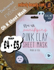 Oh, you can't beat K Beauty. Pink clay? Oh yes please!