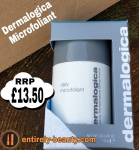 Looking forward to giving this Dermalogica a go as I've not tried any of their products before!