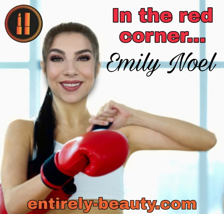 Emily's ready for Entirely Beauty'sPalette Wars, are you?