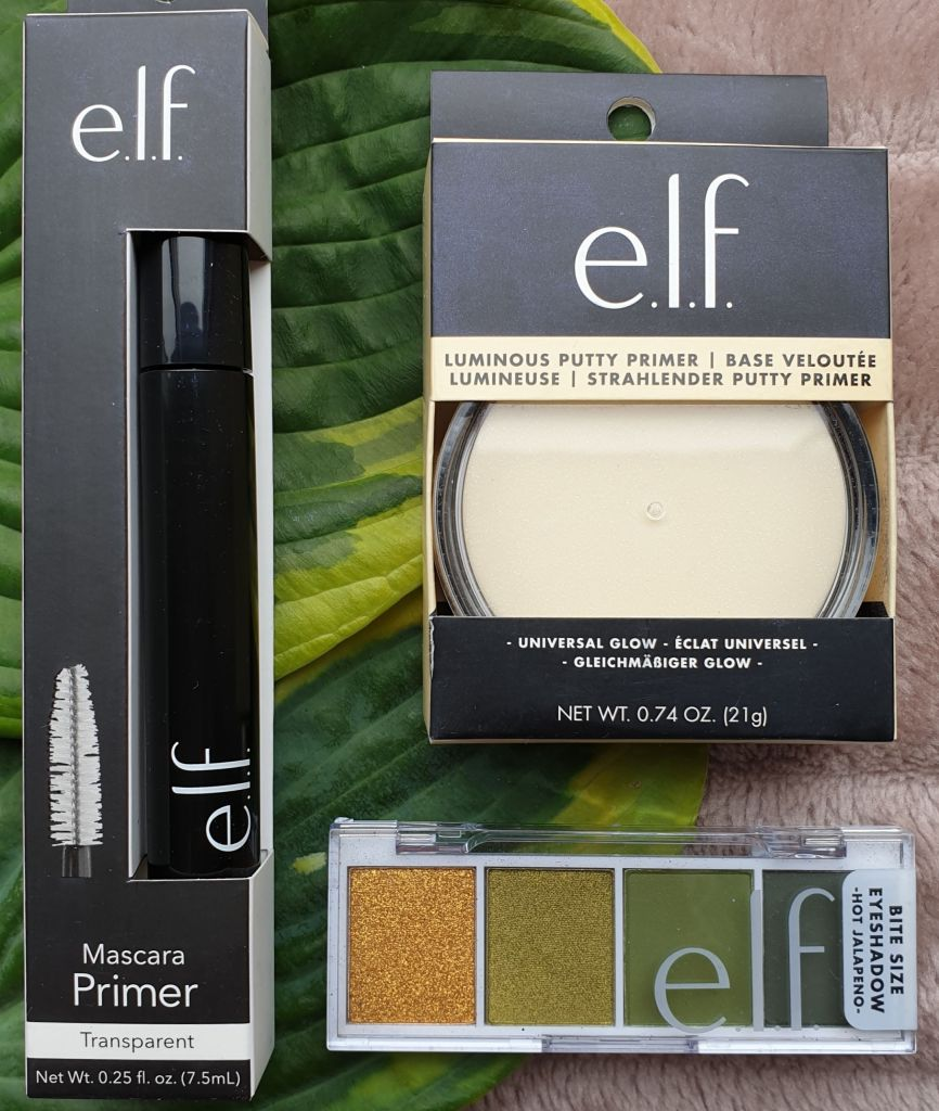 With lots of good reviews behind it, the e.l.f. Putty Primer was a must have!